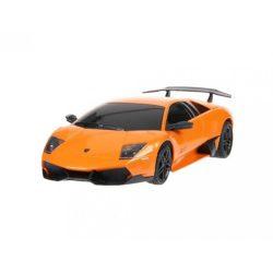 RASTAR 39000 Távirányítós autó 1:24-es méretaránnyal - LAMBORGHINI MURCIÉLAGO LP670-4 (narancs)