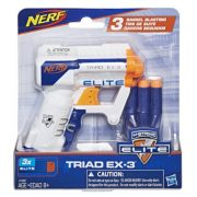 Nerf N-Strike Elite Triad Ex-3 szivacslövő fegyver