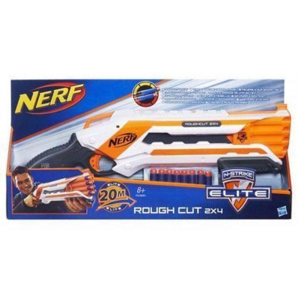 NERF N-Strike Elite Rough Cut szivacslövő játékfegyver