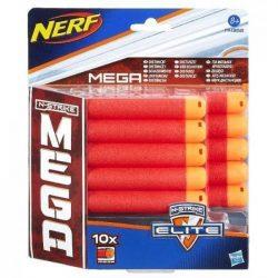 NERF N-Strike MEGA szivacslövedékek 10 db-os
