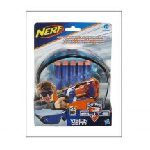 NERF N-Strike Elite Védőszemüveg és lőszer készlet