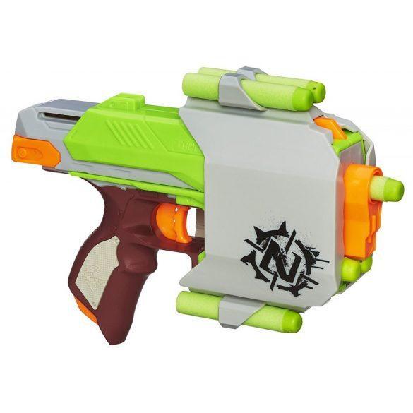 NERF N-Strike Zombie Strike Sidestrike szivacslövő pisztoly