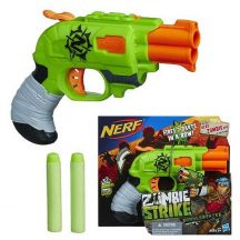NERF N-Strike Zombie Strike Doublestrike szivacslövő fegyver