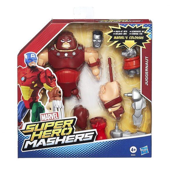 MARVEL Super Hero Mashers Upgrade Figura kiegészítővel - JUGGERNAUT