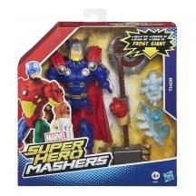 MARVEL Super Hero Mashers Upgrade Figura kiegészítővel - THOR