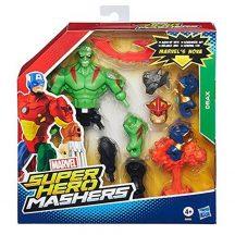 MARVEL Super Hero Mashers Upgrade Figura kiegészítővel - DRAX