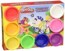 Play-Doh Szuper színek 8 db-os gyurmakészlet