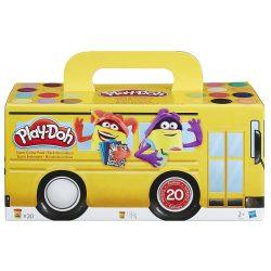 Play-Doh Szuper színek 20 db-os gyurmakészlet