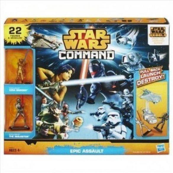 Star Wars Rohamosztagos Hősi támadás csomag