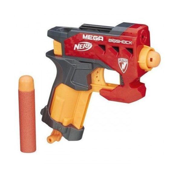 NERF N-Strike MEGA Bigshock szivacslövő pisztoly