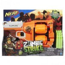 NERF N-Strike Zombie Strike Flipfury szivacslövő játékfegyver