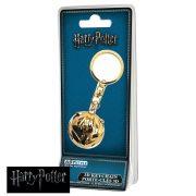 Harry Potter - 3D Arany cikesz kulcstartó