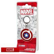 Marvel - 3D Amerika kapitány pajzsa kulcstartó