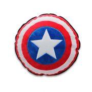 Marvel - Amerika kapitány pajzsa plüss párna (32 cm)