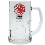 ABYstyle Trónok harca üveg korsó - Targaryen