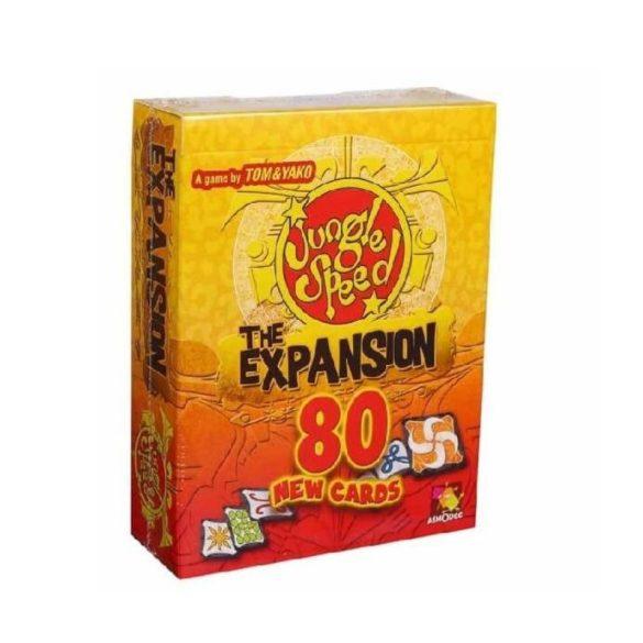 Jungle Speed expansion - Dzsungelláz kiegészítő