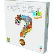 Concept Kids - Animals (angol nyelvű)