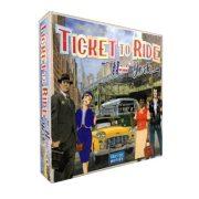 Ticket to Ride társasjáték - New York