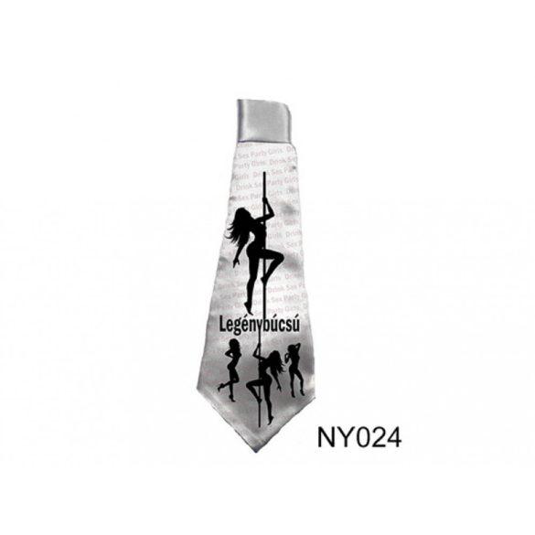 Legénybúcsú - nyakkendő