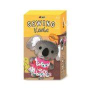 Avenir Varrható plüss kocka dobozban - Koala