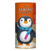 Avenir Varrható plüss - Pingvin