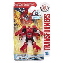 Transformers CombinerForce 7 lépésben átalakítható játék figura - AUTOBOT TWINFERNO