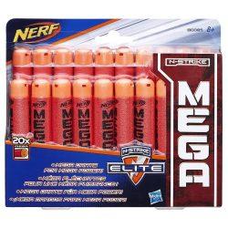 NERF N-Strike MEGA 20 db-os szivacslövedék utántöltő