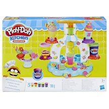 Play-Doh Jégkrém és cukorka gyár gyurmakészlet