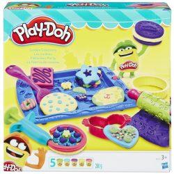 Play-Doh Sweet Shoppe - COOKIE CREATIONS gyurmakészlet