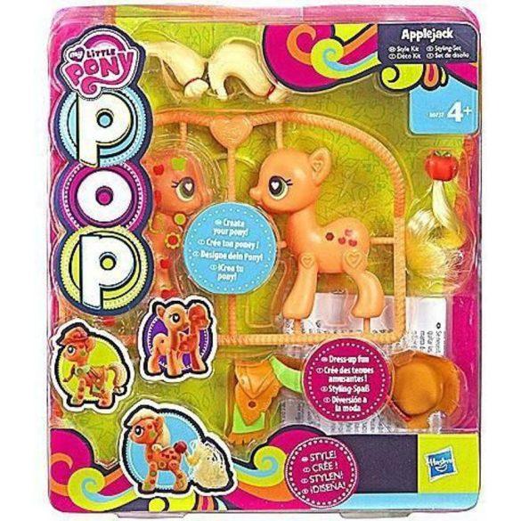 MLP POP divatos kiegészítő csomag 2 PÓNI NARANCSSÁRGA