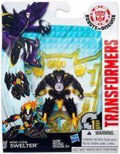 Transformers Mini-Con 1 lépésben átalakítható játék figurák - SWELTER