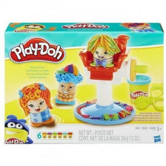 Play-Doh Fodrászszalon gyurmaszett