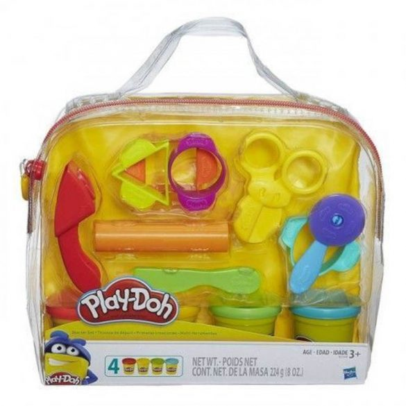 Play-Doh Starter set - gyurmázó kezdő készlet