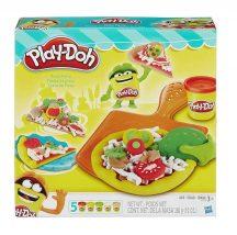 Play-Doh Pizza party gyurmakészlet