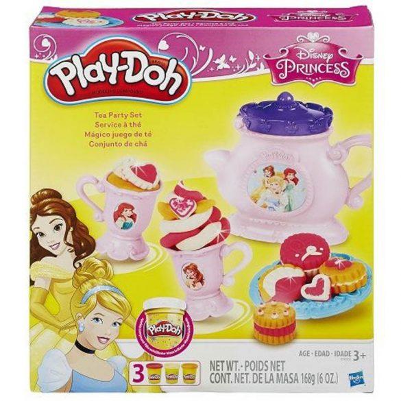 Play-Doh Tea party set
