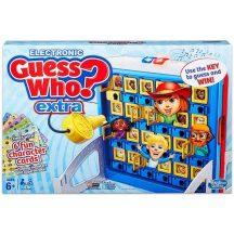 Guess Who Extra - Találd ki Extra elektronikus társasjáték