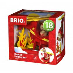 BRIO 30337 Mentőhelikopter