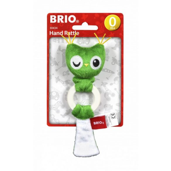 Brio Bagoly csörgő