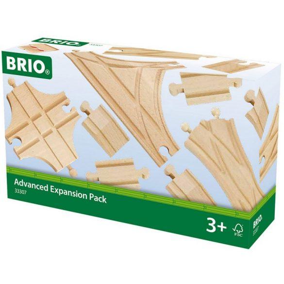 BRIO 33307 Sínszett bővítés