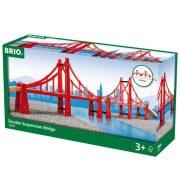 Brio 33683 Dupla híd