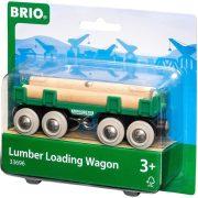 Brio 33696 Faszállító vagon