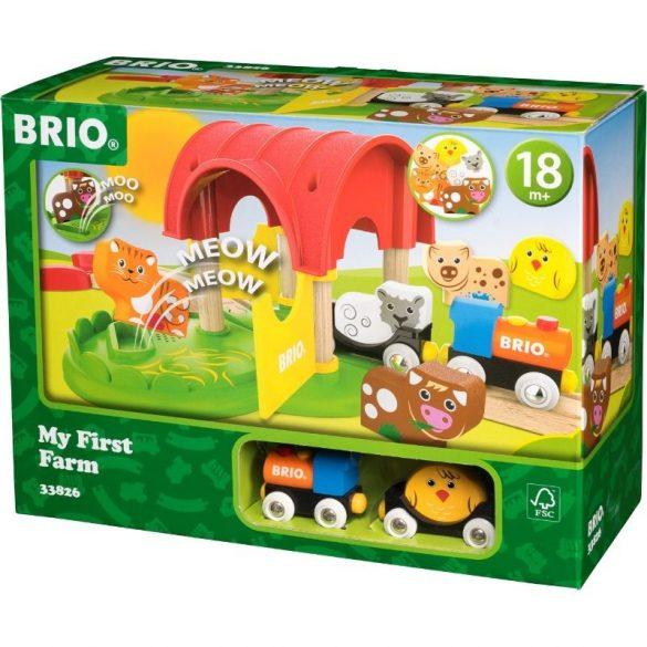 Brio 33826 Első farm vasutam