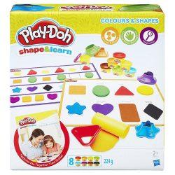 Play-Doh Színek és formák gyurmakészlet