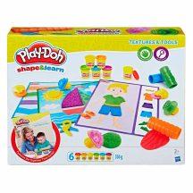 Play-Doh Minták és eszközök gyurmakészlet