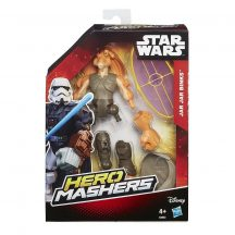 Star Wars Hero Mashers figura JAR JAR BINGS
