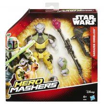 Star Wars Hero Mashers figura GARAZEB ORRELIOS