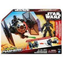Star Wars Az ébredő erő támadó járművek figurával - KÜLÖNLEGES ERŐK HARCOS HAJÓ PILÓTÁVAL