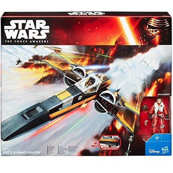 Star Wars E7 3,75 IN CLASS III VEHICLE