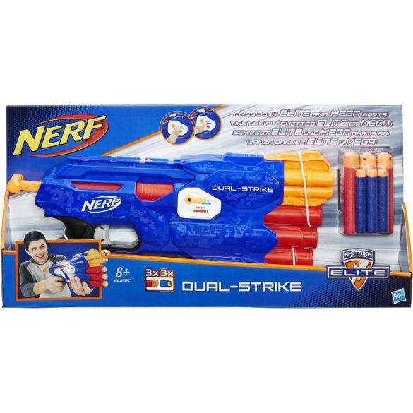 NERF N-Strike Elite Dual Strike kilövő