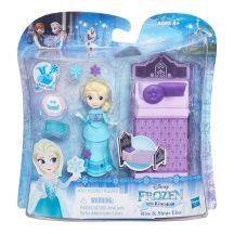 Jégvarázs mini babák kiegészítővel - ELZA ÁGGYAL